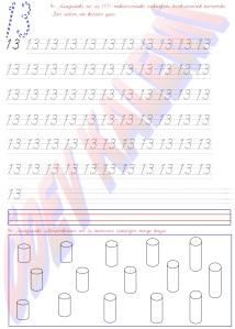 1. Sinif Matematik Dersi Sayilari Ogreniyorum 13
