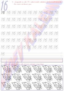 1. Sinif Matematik Dersi Sayilari Ogreniyorum 16