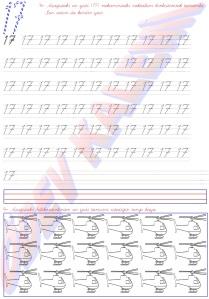 1. Sinif Matematik Dersi Sayilari Ogreniyorum 17
