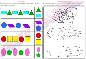 Oruntuler - Sayilari Birlestirelim 1. Sinif Matematik Dersi