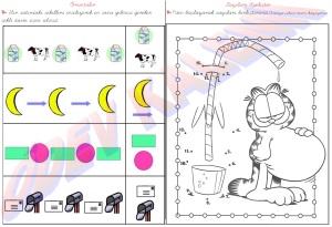 Oruntuler - Sayilari Birlestir 1. Sinif Matematik Dersi - 01