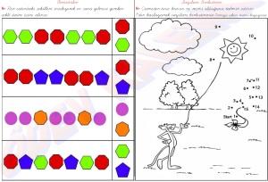 Oruntuler - Sayilari Birlestir 1. Sinif Matematik Dersi - 06