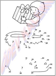 Sayilari Birlestir Boya 1. Sinif Sanatsal Etkinlikler Dersi - 05
