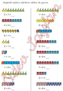 1. Sinif Matematik Dersi Toplam islemleri