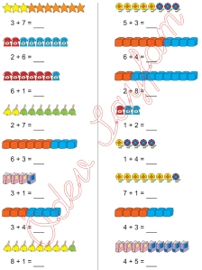 1. Sinif Matematik Dersi Toplam islemleri - 03