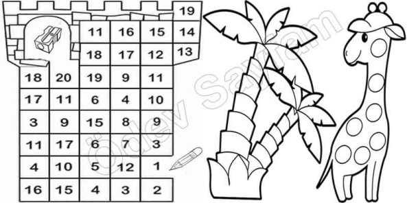 1-sinif-matematik-dersi-sayilari-ogreniyorum-birerli-ritmik-sayma-bulmaca