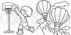 bilal-balon-sesi-boyama-calismasi